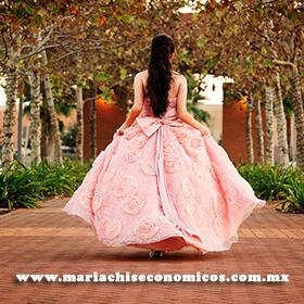 Mariachis para XV años